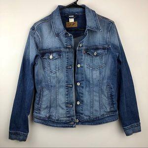  LEVI'S  Classic Denim Jacket Size Large
